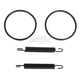 Pipe Springs And O-Ring Kit - 014815