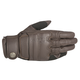 Tobacco Brown Robinson Leather Gloves