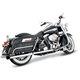 Silver Bullet 30 in. Turnout Mufflers - M-122