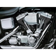 Pro-Series Hypercharger Air Cleaner w/Chrome Butterflies - 9300