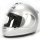 Aluminum Silver Vector-2 Helmet