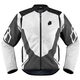 White/Gray Anthem 2 Jacket
