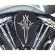 Pinstrip Black Big Air Kit - BA-2070-13B