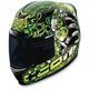 Black/Green Jason Britton Airmada Helmet