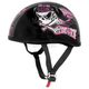 Bad to the Bone Original Half Helmet