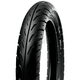 Front/Rear NR64 110/80S-17 Blackwall Tire - T10089