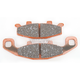 Semi-Sintered V Brake Pads - FA129V