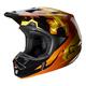Orange V2 Anthem Helmet