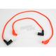 8mm Orange Plug Wires - 20836