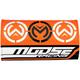 Orange Flex Handlebar Pad - 0603-0637