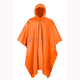 Blaze Orange PVC Rain Poncho - 51-112BO