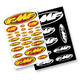 Assorted Sticker Sheet - 014800