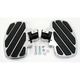 Billet Passenger Floorboards - VTX005
