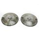 Smoke Flat Style Turn Signal Lens - 4997