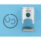 Pro-Lite Piston Assembly - 48mm Bore - 643M04800