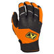 Orange Dakar Gloves