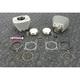 Silver XL 883 to 1200 Conversion Kit - 910-0301