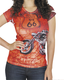 Ladies Route 66 Tee