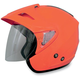 Safety Orange FX-50 Helmet