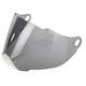 Dark Smoke Anti-Scratch Shield for AFX FX-39DS Helmet - 0130-0402