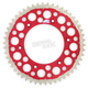 Red TwinRing Heavy-Duty Sprocket - 1540-520-50GPRD