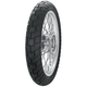 Rear AM44 Distanzia 120/80S-18 Blackwall Tire - 90000000814