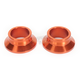 Front Orange Wheel Spacers - RWS502