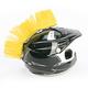Yellow Helmet Mohawk - HM108