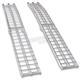 Arched Aluminum Ramps - MUDRAMP1290P