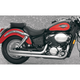 Fat Stakkers 2 1/4 in. Exhaust Systems - 002-1524
