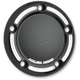 Black 5-Bolt Slot Track Points Cover - 03-495