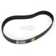 8mm Primary Belt for Electric Start Models w/Splined Shaft - BDL-30853 ST