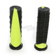 Black/Green Deuce ATV/SNOW Grips - 217892-1043