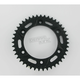 Black Aluminum Rear Sprocket - 251K-43