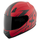 Matte Red Hammer Down SS700 Helmet