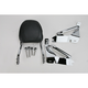 Complete Backrest/Mount Kit with Touring Backrest - 34-3207-01