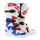 Youth White/Red/Blue Tech 6S Boots