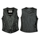 Womens Black Darla Vest