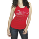 Ladies Crystal Tank Top