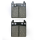 Organic Kevlar® Brake Pads for Custom Calipers - 1720-0197
