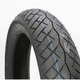 Front BT45H 120/70H-17 Blackwall Tire - 066109