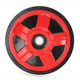 Red Idler Wheel w/Bearing - 04-1180-25