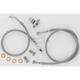 Rear OEM-Style Brake Line Kits - HD9217-A