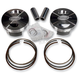 131 in. Monster Big Bore Piston Kit - 301-113W