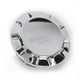 Chrome Dummy Snap-In Straight-Cut Gas Cap - 0703-0396