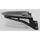 Black Laser Cut Luggage Rack for Cobra Sissy Bar - 02-3602B