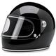 Gloss Black Gringo S Helmet