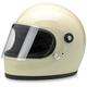 Vintage White Gringo S Helmet