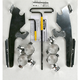 No-Tool Trigger-Lock Hardware Kits for Fats/Slim - MEM8982
