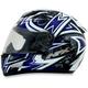 Blue FX-95 Mega Helmet